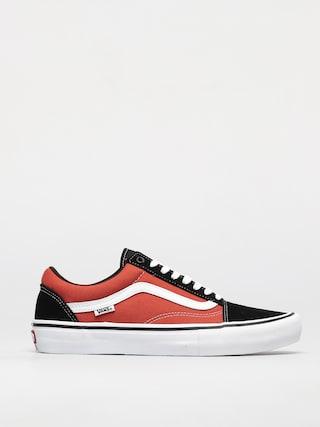 Topu00e1nky Vans Old Skool Pro (black/orange)