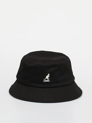 Klobu00fak Kangol Washed Bucket (black)