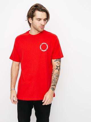 Triu010dko RVCA X Baker (red)