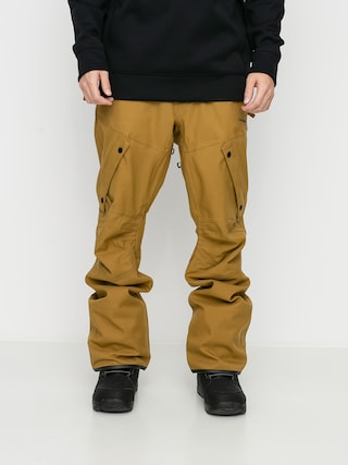 Snowboardovu00e9 nohavice Volcom Articulated (burnt khaki)