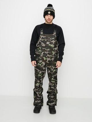 Snowboardové nohavice Volcom Roan Bib Overall (army)