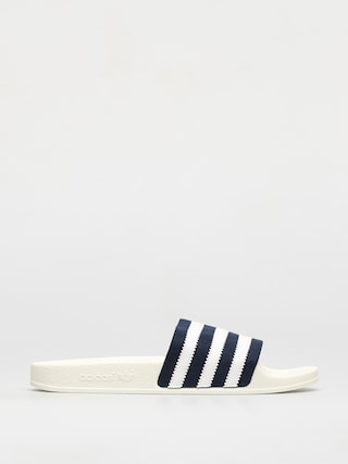 u0160u013eapky adidas Originals Adilette (conavy/ftwwht/owhite)