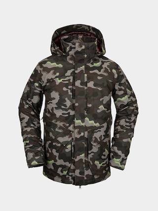 Snowboardovu00e1 bunda Volcom Anders 2L Tds (army)