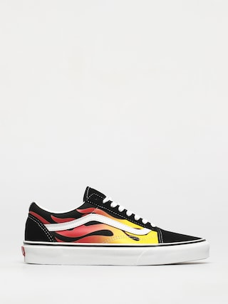 Topu00e1nky Vans Old Skool (flame/black/black/true white)