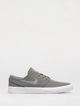 Topu00e1nky Nike SB Zoom Stefan Janoski Fl Rm (tumbled grey/white tumbled grey white)