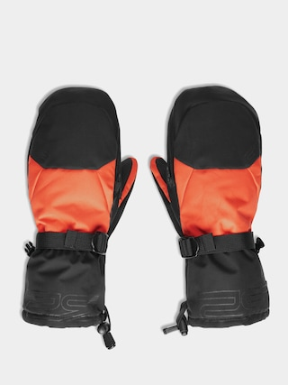 Rukavice ThirtyTwo Tm Mitt (black/orange)