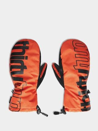 Rukavice ThirtyTwo Corp Mitt (orange)
