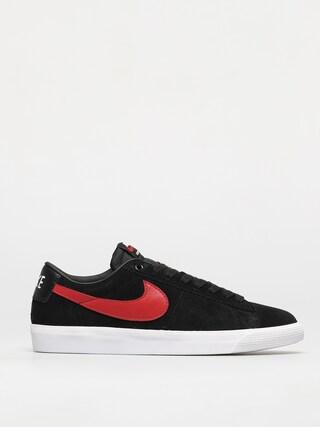 Topu00e1nky Nike SB Blazer Low Gt (black/university red black white)