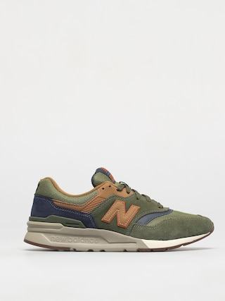 Topu00e1nky New Balance 997 (green)