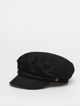 Klobúk so šiltom Brixton Fiddler Cap Wmn (black)