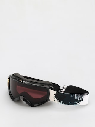 Snowboardovu00e9 okuliare Roxy Day Dream Wmn (true black inkstain)