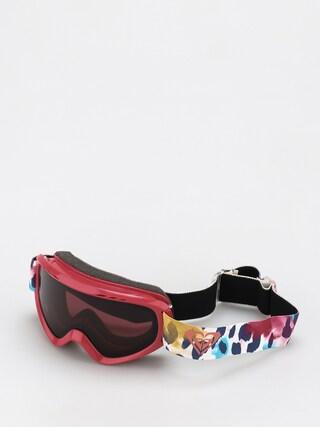 Snowboardovu00e9 okuliare Roxy Sweet Wmn (bright white leopold)