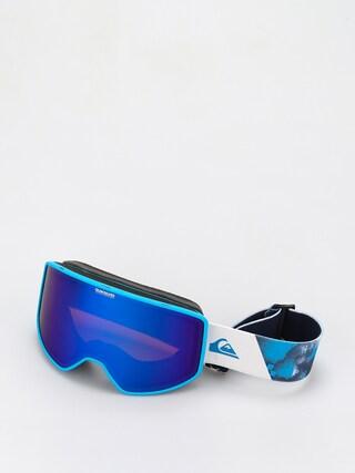 Snowboardovu00e9 okuliare Quiksilver Storm Sportline (brilliant blue radpack)