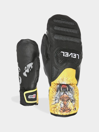 Rukavice Level Sq Jr Cf Mitt (black)