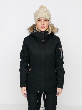 Snowboardová bunda Roxy Meade Wmn (true black)