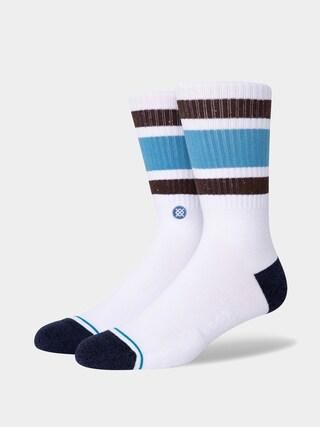 Ponožky Stance Boyd St Infiknit (brown)