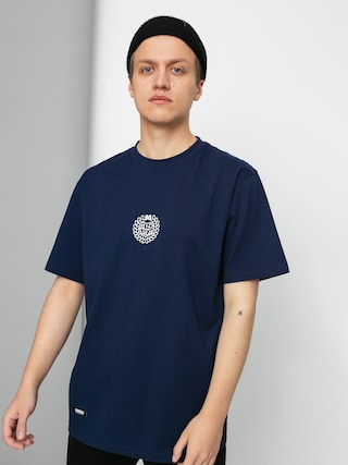 Tričko MassDnm Base Small Logo (navy)