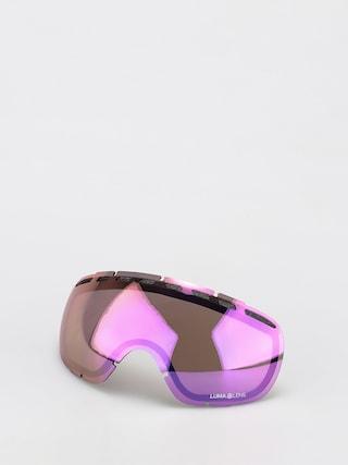 Náhradné sklá k okuliarom Dragon Rogue (lumalens purple ion)