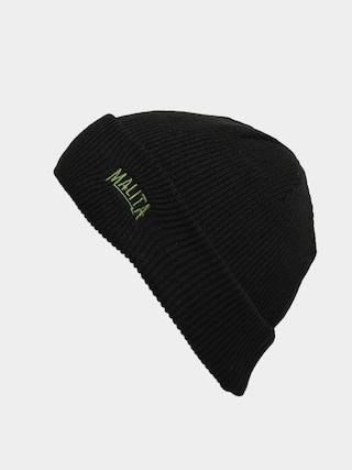 u010ciapka Malita Miner (black/green)