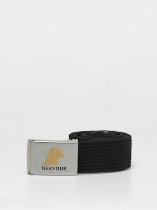 Opasok Nervous Gold Head (silver/black)