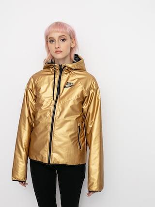 Bunda Nike Syn Fill Wr Jkt Mtlc Wmn (metallic gold/black/black)