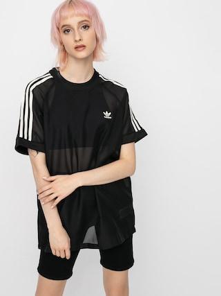 Tričko adidas Originals 3 Stripes Wmn (black)