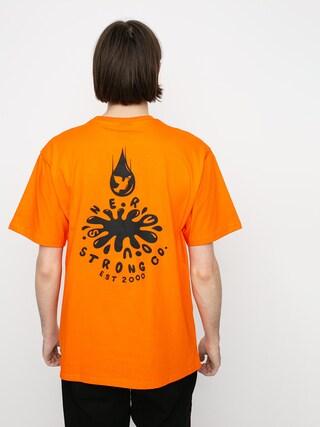 Tričko Nervous Drop (orange)