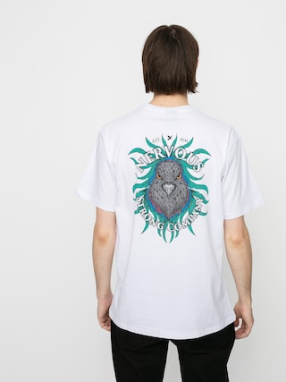 Tričko Nervous Liondove (white)