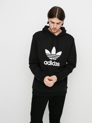 Mikina s kapucňou adidas Originals Trefoil HD (black)