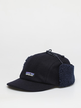 u0160iltovka Patagonia Recycled Wool Ear Flap Cap ZD (classic navy)
