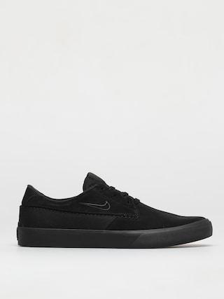 Topu00e1nky Nike SB Shane (black/black black black)