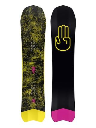 Snowboard Bataleon Party Wave (pink/black/yellow)