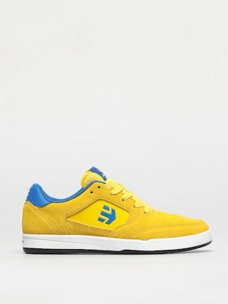 Topu00e1nky Etnies Veer (yellow)