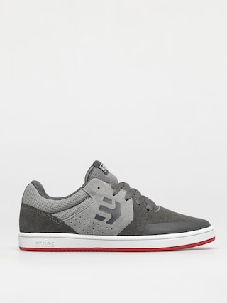 Topu00e1nky Etnies Kids Marana JR (grey/light grey/red)