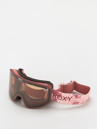 Snowboardovu00e9 okuliare Roxy Feelin Wmn (silver pink tie dye)