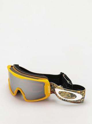 Snowboardovu00e9 okuliare Oakley Line Miner XL (kazu kokubo sig kamikazu derma/prizm snow black)