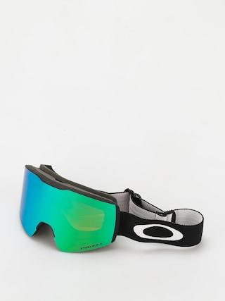 Snowboardovu00e9 okuliare Oakley Fall Line XM (matte black/prizm snow jade)