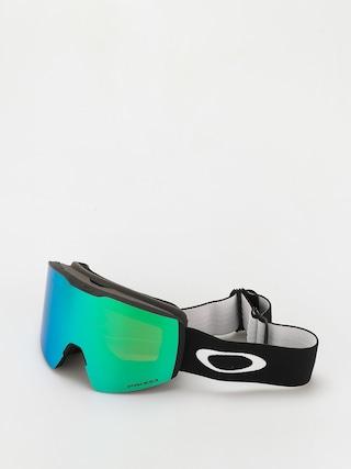 Snowboardovu00e9 okuliare Oakley Fall Line XL (matte black/prizm snow jade)