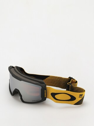Snowboardovu00e9 okuliare Oakley Line Miner XL (henrik harlaut sig blacknyello/prizm snow black)