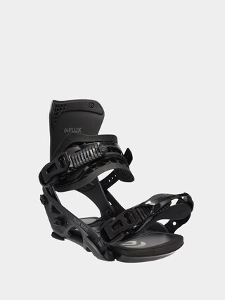 Snowboardovu00e9 viazanie Flux DS (metallic black)