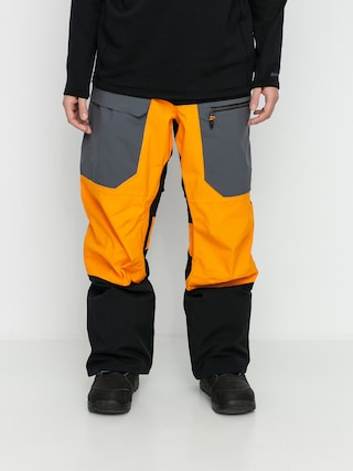 Snowboardovu00e9 nohavice Quiksilver Tr Stretch (flame orange)