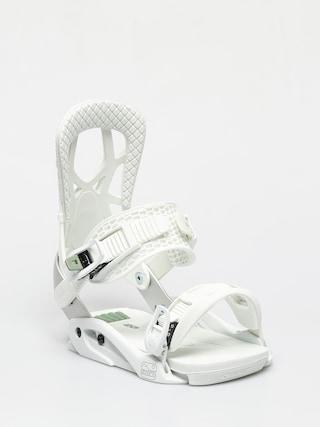 Snowboardovu00e9 viazanie Drake Fifty (light grey)