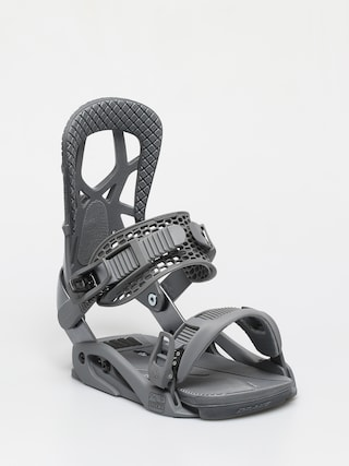 Snowboardovu00e9 viazanie Drake Fifty (steel grey)