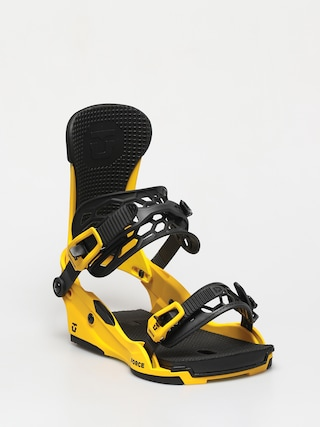 Snowboardovu00e9 viazanie Union Force 5 Packs (yellow)