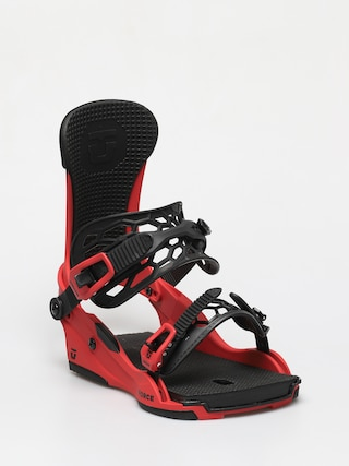 Snowboardovu00e9 viazanie Union Force 5 Packs (red)