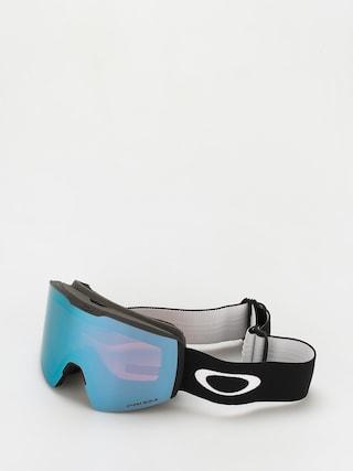 Snowboardovu00e9 okuliare Oakley Fall Line XL (matte black/prizm snow sapphire iridium)