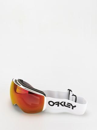 Snowboardovu00e9 okuliare Oakley Flight Deck XL (factory pilot white/prizm snow torch)