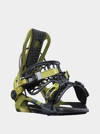 Snowboardovu00e9 viazanie Flow Fenix (green)