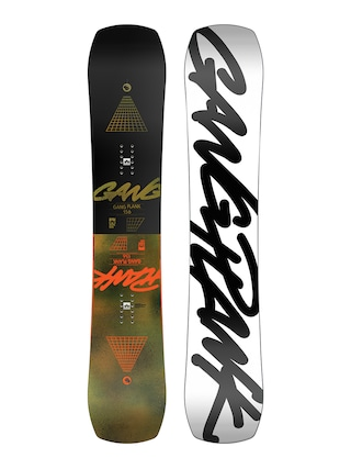 Snowboard Rome Gang Plank (white/black)