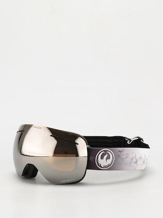 Snowboardovu00e9 okuliare Dragon X1S (quartz/ll silon/ll amber)